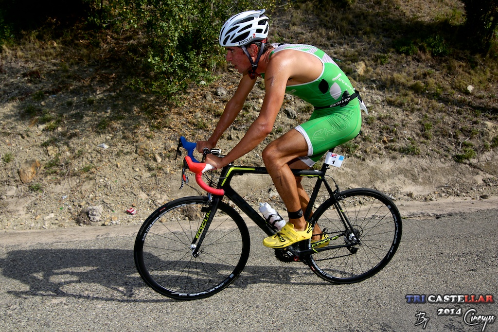 TRIATHLON CASTELLAR 2014 course alex bermond 191